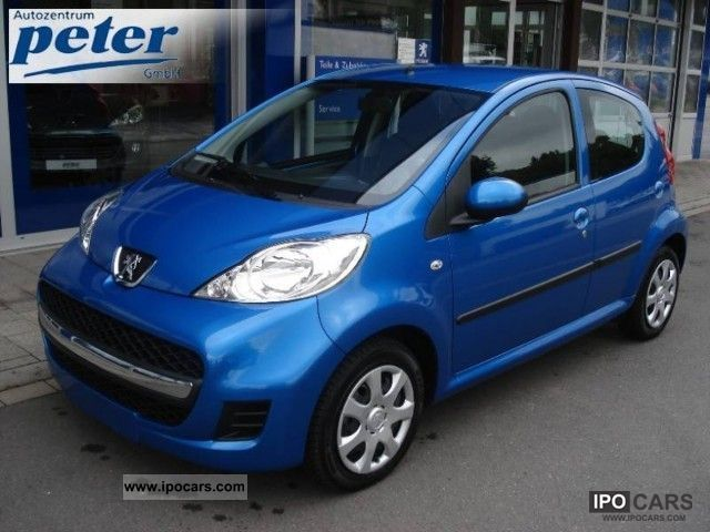 2009 peugeot 107 filou 70 car photo and specs. Black Bedroom Furniture Sets. Home Design Ideas