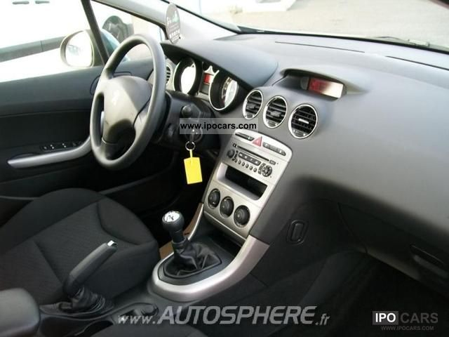 2011 peugeot 308 sw 1 6 hdi92 fap business car photo and specs. Black Bedroom Furniture Sets. Home Design Ideas