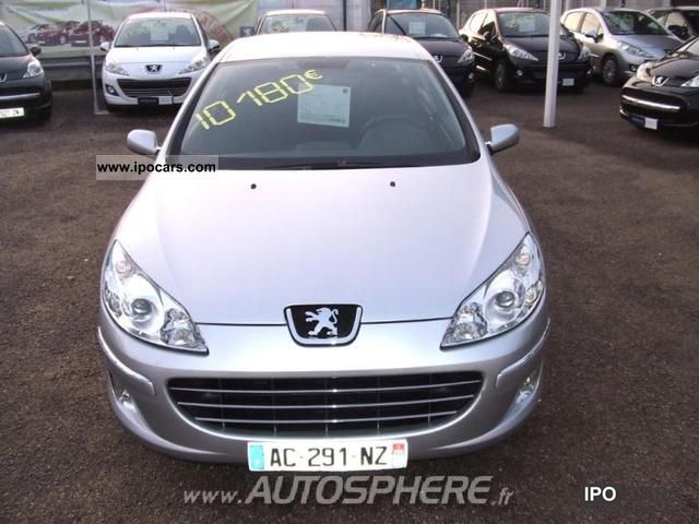 2009 Peugeot  1.8 16v 407 Confort Pack Limousine Used vehicle photo