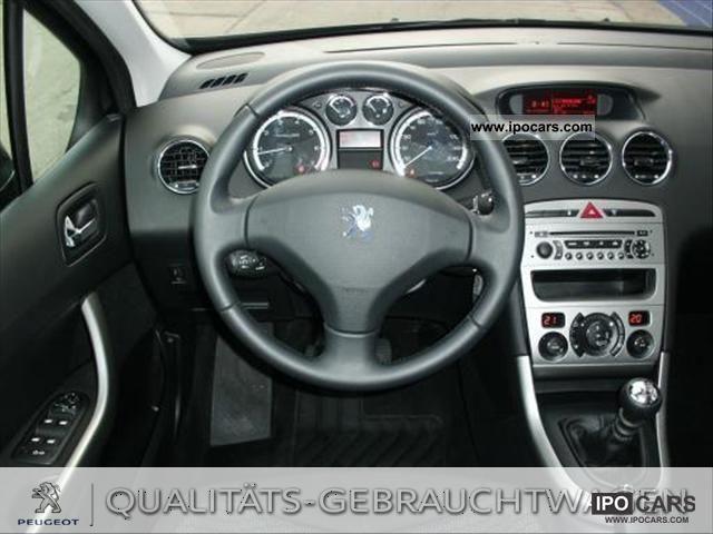 2010 Peugeot 308 Sw 1 6 Thp 155 Premium Car Photo And Specs
