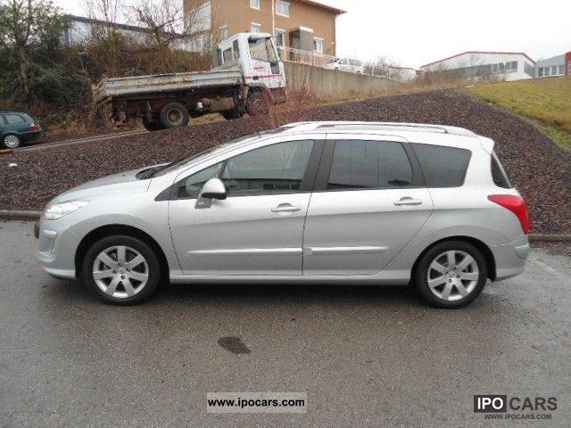 2011 peugeot 308 sw hdi fap 110 premium climate control einpar car photo and specs. Black Bedroom Furniture Sets. Home Design Ideas