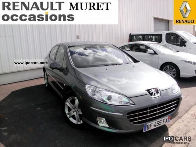 2010 Peugeot 407 2.0 HDi FAP 140CH 16V Signature - Car Photo and Specs