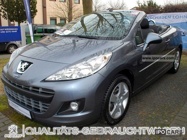 2011 peugeot 207 sw 120 vti premium car photo and specs. Black Bedroom Furniture Sets. Home Design Ideas