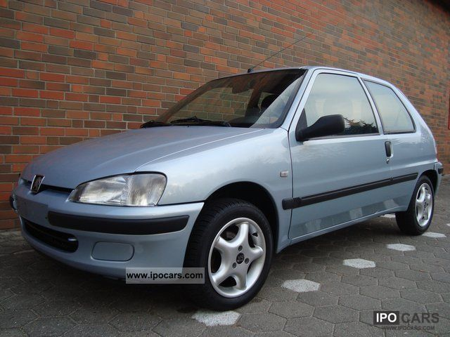 2000 peugeot papillon 106 car photo and specs. Black Bedroom Furniture Sets. Home Design Ideas