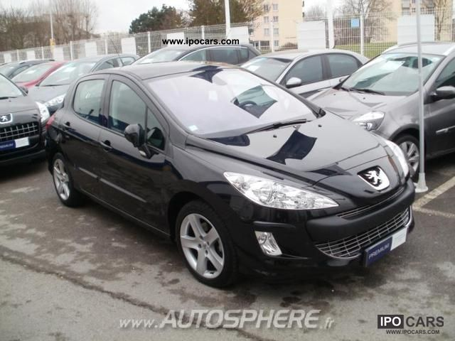 2010 peugeot 308 2 0 feline hdi136 fap baa 5p car photo and specs. Black Bedroom Furniture Sets. Home Design Ideas
