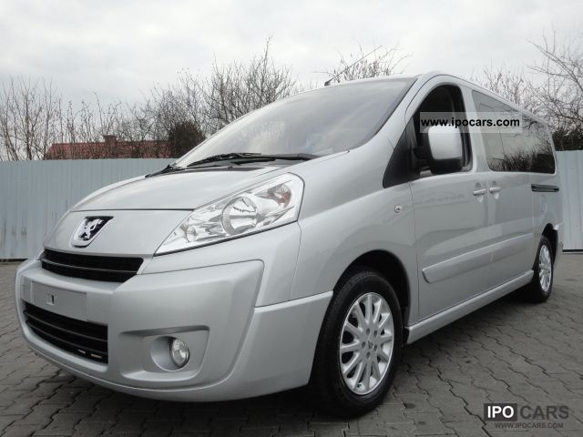 2009 peugeot expert tepee 2 0 hdi l2h1 8 si fap premium k car photo and specs. Black Bedroom Furniture Sets. Home Design Ideas
