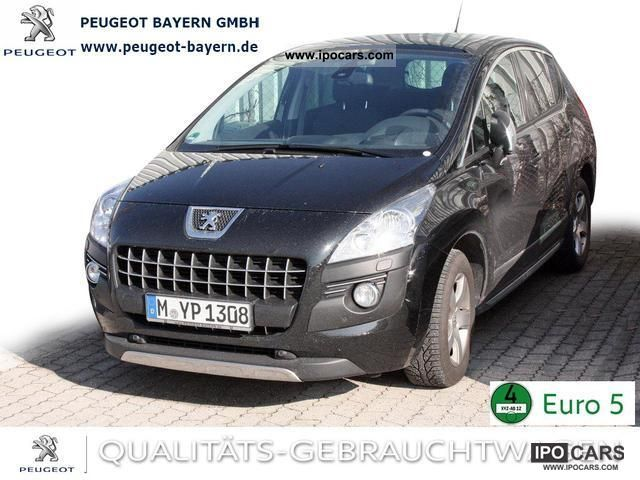 2012 peugeot 3008 allure hdi 150 panorama bluetooth. Black Bedroom Furniture Sets. Home Design Ideas