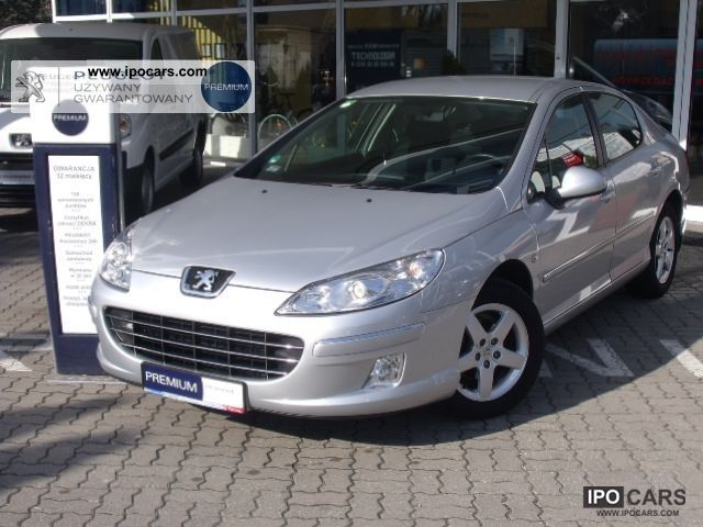 2010 Peugeot  407 Presence 1.8 E/125KM GWARANCJA Limousine Used vehicle photo