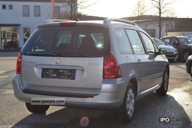 2008 Peugeot 307 Sw 1 6 Hdi 90 Comfort