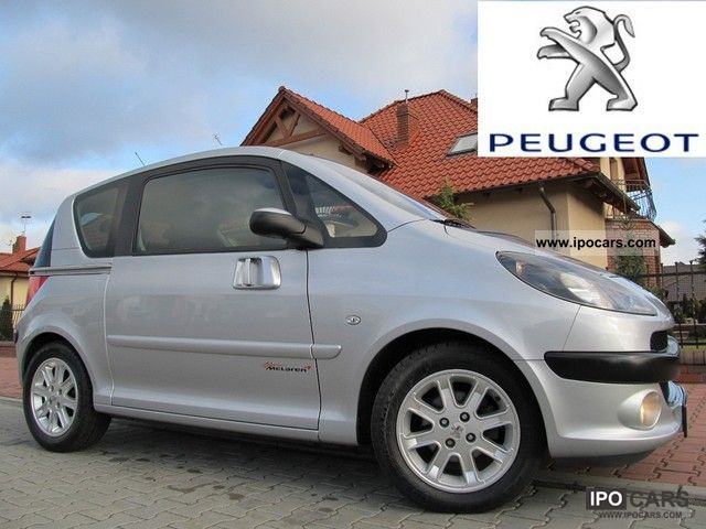 2005 peugeot 1007 air tronic limited hdi car photo. Black Bedroom Furniture Sets. Home Design Ideas