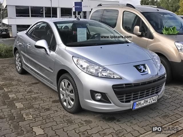 2011 peugeot 207 cc 120 vti urban move car photo and specs. Black Bedroom Furniture Sets. Home Design Ideas