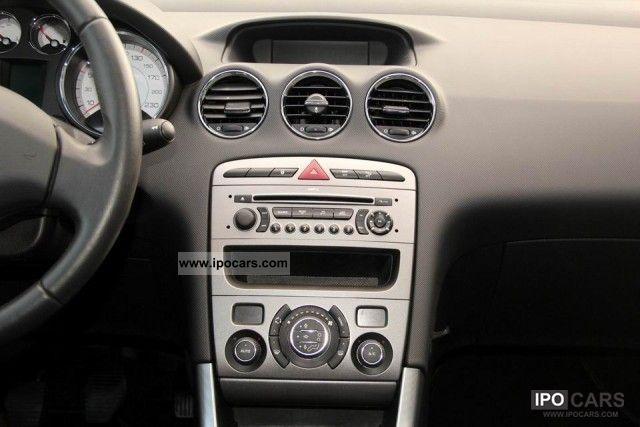 2009 Peugeot 308 Sw 2 0 Hdi Sport Plus Ahk Parking Aid