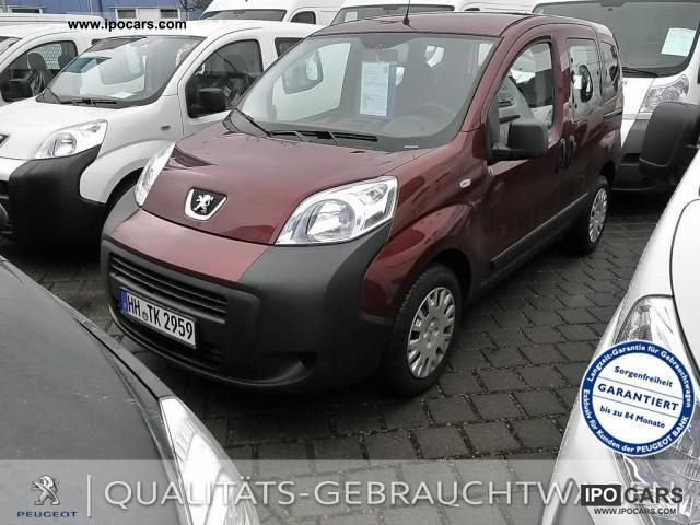 2011 peugeot bipper tepee hdi 75 car photo and specs. Black Bedroom Furniture Sets. Home Design Ideas