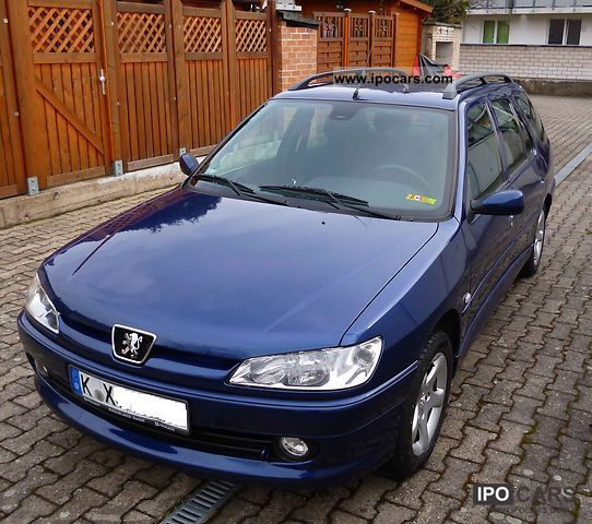 2001 peugeot 306 break tendance car photo and specs. Black Bedroom Furniture Sets. Home Design Ideas
