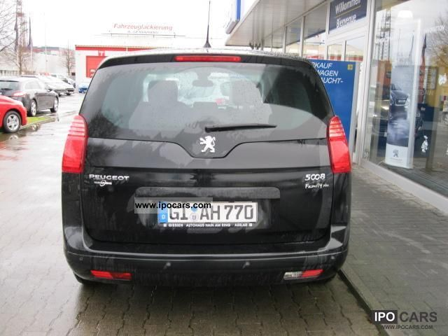 2011 peugeot 5008 2 0 hdi 150 navi video package car photo and specs. Black Bedroom Furniture Sets. Home Design Ideas