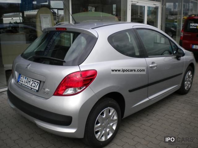 2011 peugeot tendance 207 hdi 70 3 door car photo and specs. Black Bedroom Furniture Sets. Home Design Ideas
