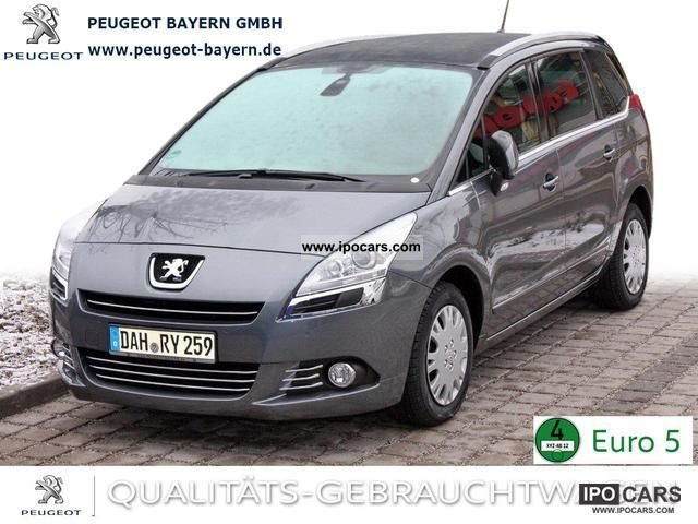 2012 peugeot 5008 allure hdi 150 panorama bluetooth gps car photo and specs. Black Bedroom Furniture Sets. Home Design Ideas