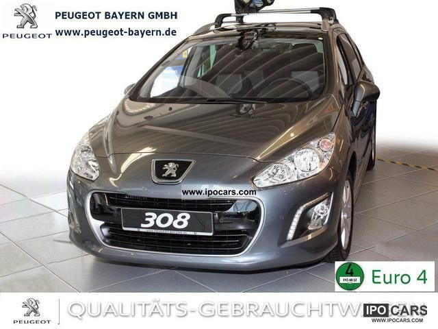 2011 peugeot thp 308 sw 155 active cruise control. Black Bedroom Furniture Sets. Home Design Ideas