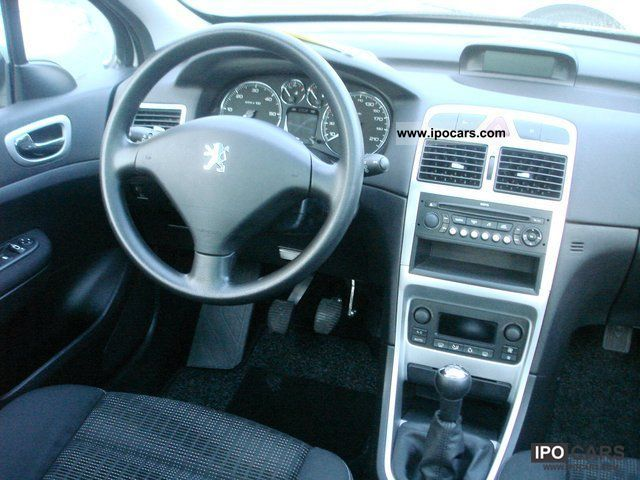2007 Peugeot 307 SW 1.6 Tendance * 1.Hand * Climate * Panorama ...