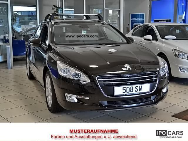 2012 peugeot 508 sw hdi 165 active machine navi xenon. Black Bedroom Furniture Sets. Home Design Ideas