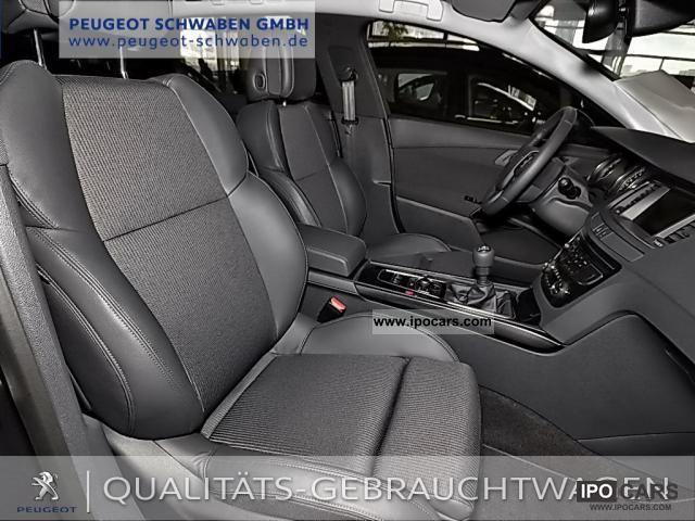 2012 peugeot 508 sw hdi allure 165 navi xenon car photo. Black Bedroom Furniture Sets. Home Design Ideas