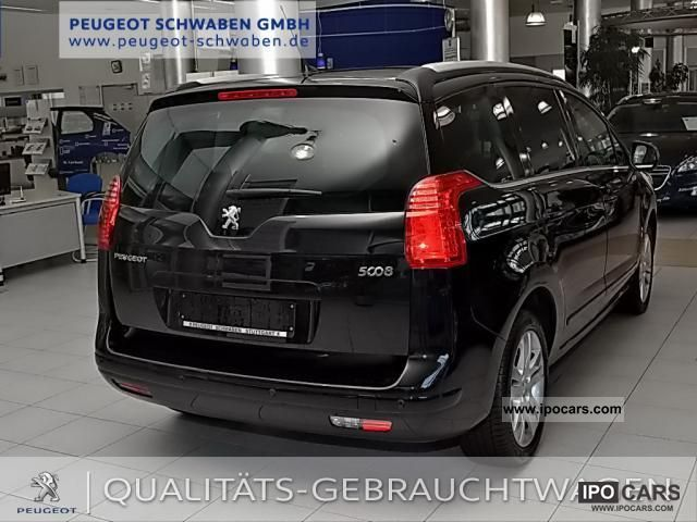 2011 peugeot 5008 platinum hdi 150 fap navi xenon car photo and specs. Black Bedroom Furniture Sets. Home Design Ideas