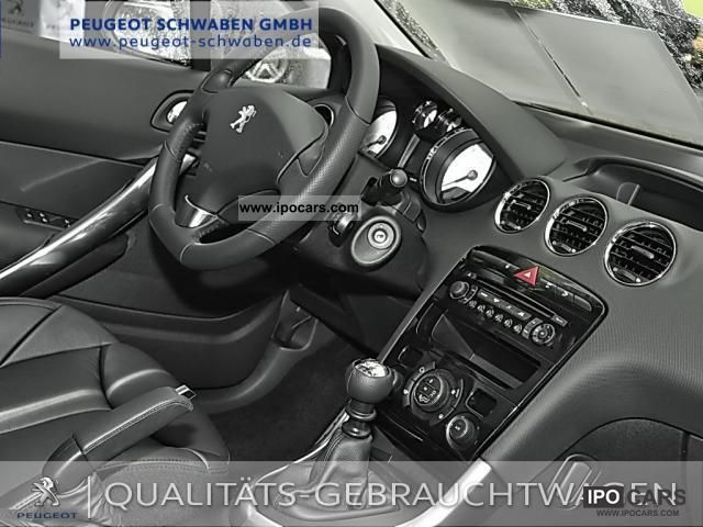 Peugeot 407 pictures posters news and videos on your for Interieur 308 allure