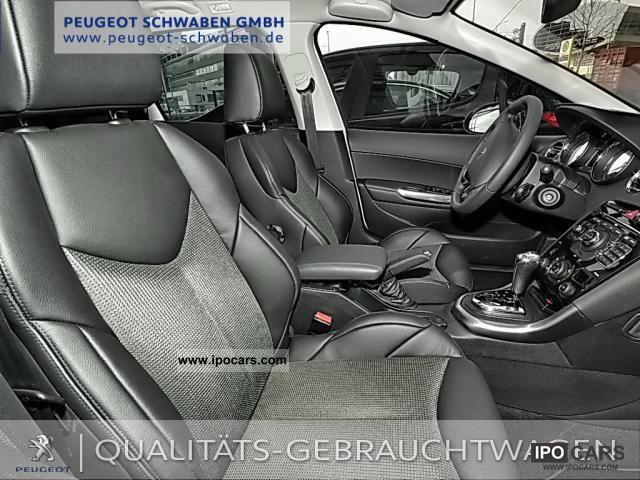 2012 Peugeot 308 Sw Hdi 165 Allure Machine  Xenon