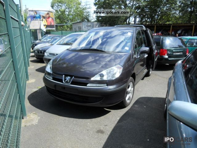 Peugeot  807 V6 205 Platinum Mega Full Pullman 2004 Liquefied Petroleum Gas Cars (LPG, GPL, propane) photo