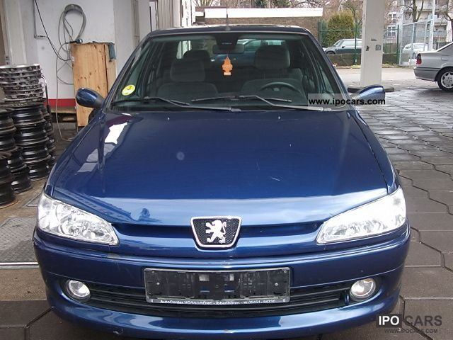 2001 peugeot 306 hdi premium air conditioning 1 hand car photo and specs. Black Bedroom Furniture Sets. Home Design Ideas