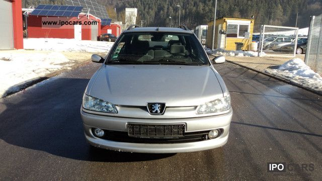 2000 Peugeot  306 ** AIR CONDITIONING + SERVO + D3 KAT ** Estate Car Used vehicle photo