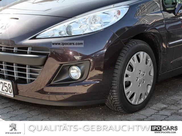 2012 peugeot 207 cc allure leather navi 155 bluetooth shz pdc car photo and specs. Black Bedroom Furniture Sets. Home Design Ideas