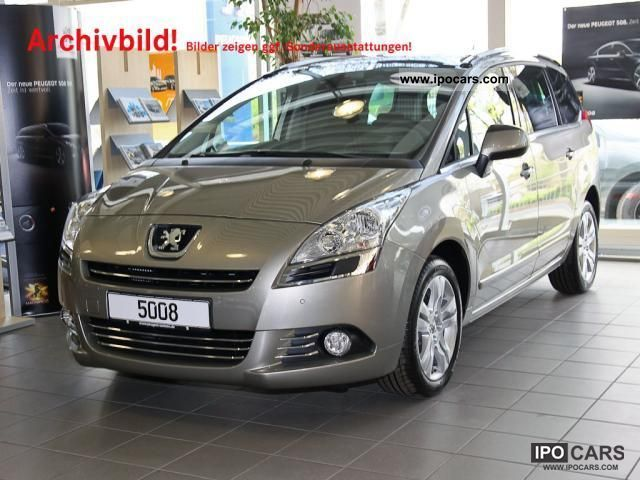 2011 peugeot 5008 business line hdi 150 car photo and specs. Black Bedroom Furniture Sets. Home Design Ideas