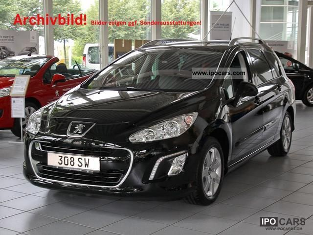 2011 peugeot 308 sw hdi e 110 urban move pdc car photo and specs. Black Bedroom Furniture Sets. Home Design Ideas