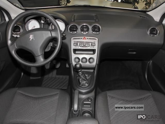 2011 peugeot 308 sw 1 6 hdi 110 fap air navigation business line car photo and specs. Black Bedroom Furniture Sets. Home Design Ideas