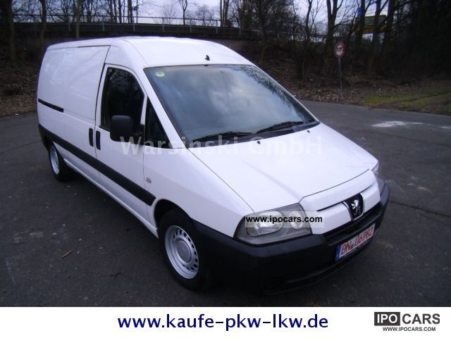 2006 peugeot expert hdi 110 long box truck registration 96tkm car photo and specs. Black Bedroom Furniture Sets. Home Design Ideas