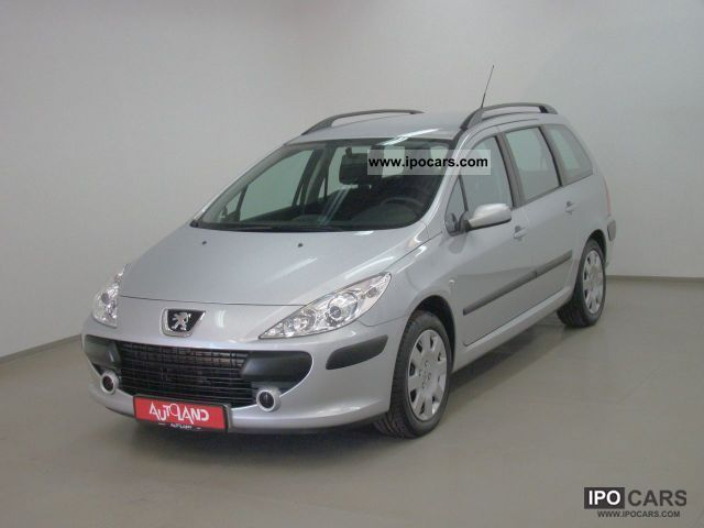 2008 peugeot 307 1 6 hdi break tendence climate 4 car. Black Bedroom Furniture Sets. Home Design Ideas