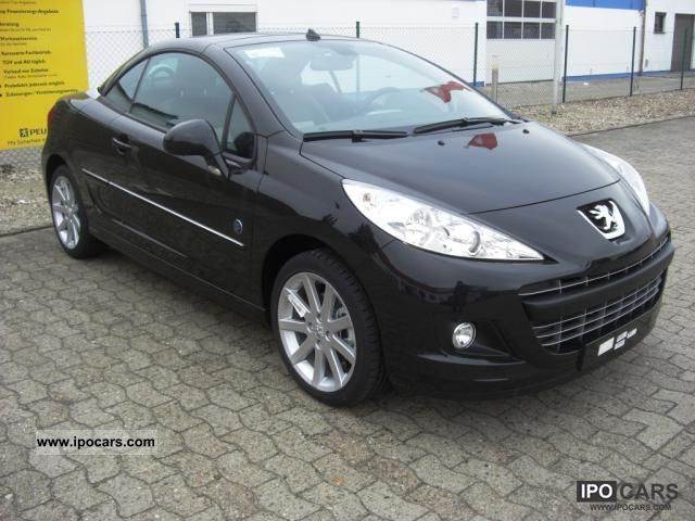 2011 peugeot 207 cc roland garros vti 120 new car photo and specs. Black Bedroom Furniture Sets. Home Design Ideas