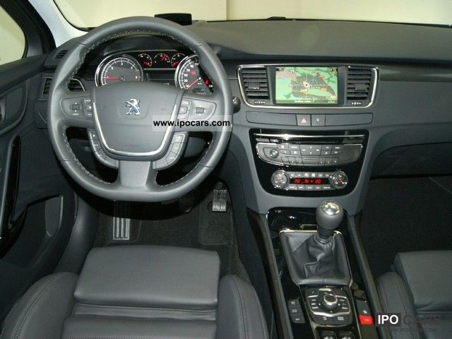 2012 peugeot 508 2 0 hdi163 fap f line car photo and specs. Black Bedroom Furniture Sets. Home Design Ideas