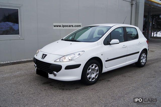 2007 Peugeot 307 Air Facelift 5 Door Cd Car Photo And Specs