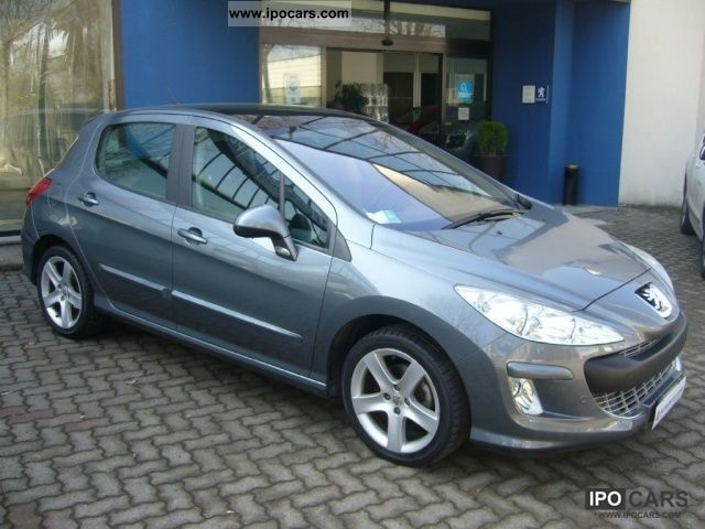 2008 peugeot 308 1 6 hdi fap 110cv 5p feline 5m car. Black Bedroom Furniture Sets. Home Design Ideas