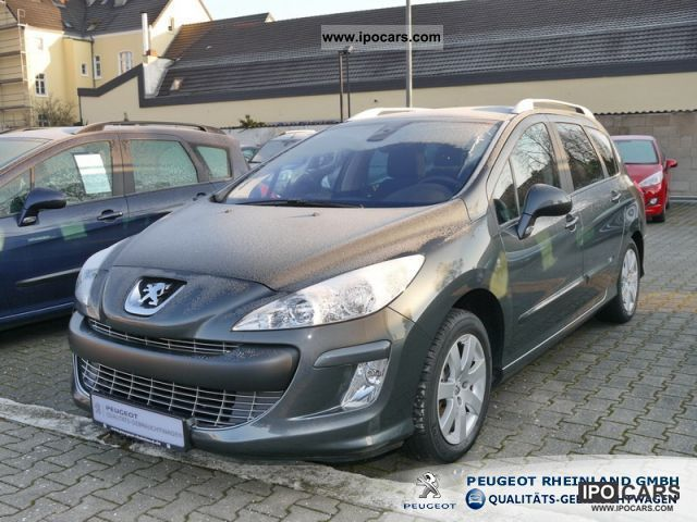 2011 peugeot premium 308 sw 120 klima car photo and specs. Black Bedroom Furniture Sets. Home Design Ideas
