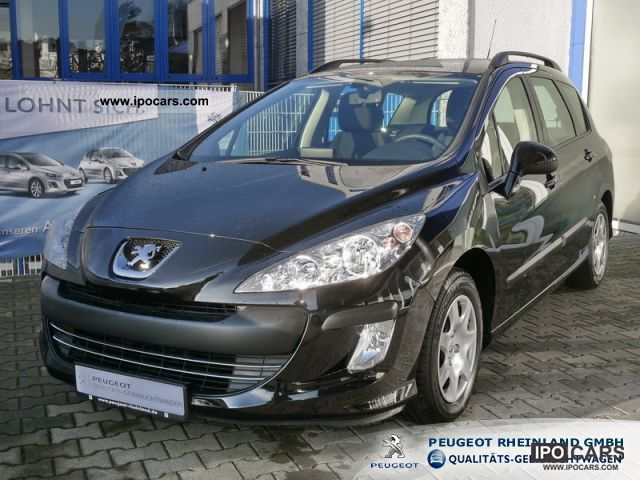 2010 peugeot 308 sw hdi 110 tendance air navigation car photo and specs. Black Bedroom Furniture Sets. Home Design Ideas