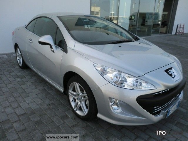 2011 peugeot 308 2 0 hdi fap 140cv cc feline car photo and specs. Black Bedroom Furniture Sets. Home Design Ideas