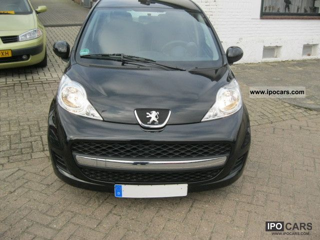 2009 Peugeot  / GERMAN ADMISSION / I + II + COC Small Car Used vehicle photo