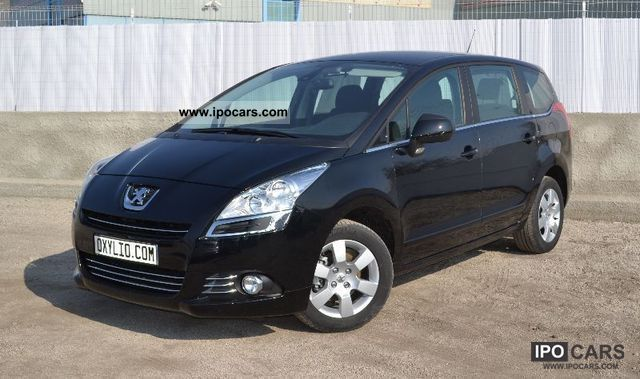 2011 peugeot 5008 1 6 hdi 112 5 places active radar car photo and specs. Black Bedroom Furniture Sets. Home Design Ideas