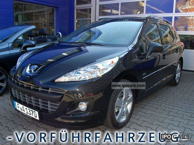 2012 peugeot 207 sw hdi fap family 90 car photo and specs. Black Bedroom Furniture Sets. Home Design Ideas
