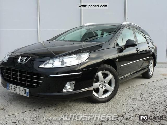 2011 Peugeot  407 SW 1.6 HDi Pack Limited Estate Car Used vehicle photo