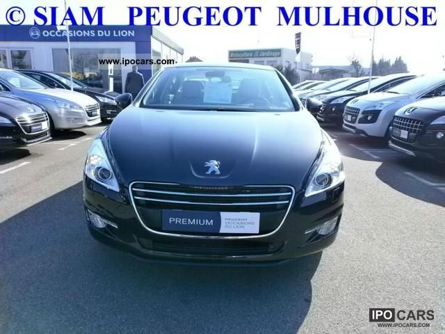2010 peugeot 508 2 0 hdi fap 140 related infomation specifications weili automotive network. Black Bedroom Furniture Sets. Home Design Ideas