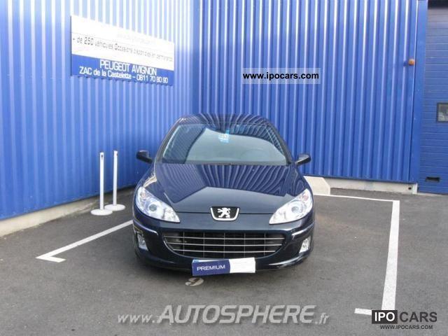 2008 Peugeot 407 1.8 16v Premium Limousine Used vehicle photo 1